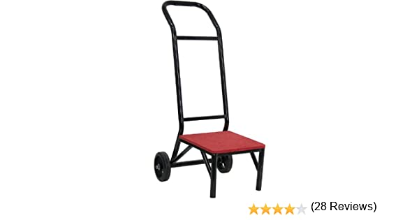 Amazon.com: Flash Furniture Banquet Chair / Stack Chair Dolly: Home U0026  Kitchen