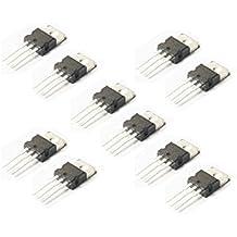 5Pcs IC L7808CV L7808 7808 TO-220 ST Voltage Regulator 8V ST NEW