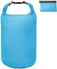 5L/10L/20L/40L/70L Dry Bag Dry Sack Waterproof Lightweight Portable, Dry Storage Bag to Keep Gear Dry Clean fo