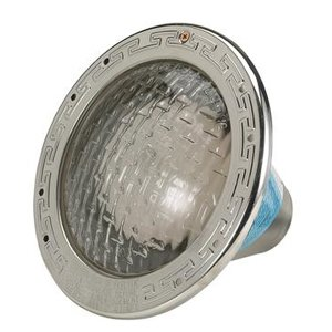 Pentair 78418100 Amerlite Underwater Incandescent Pool Light with Stainless Steel Face Ring, 12 Volt, 50 Foot Cord, 100 Watt by Pentair