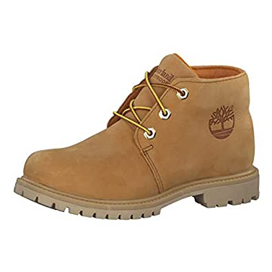 Timberland Nellie Paninara Womens Wheat Yellow Chukka Boots-UK 3.5 / EU 36