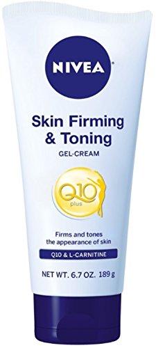 NIVEA Skin Firming & Toning Gel-Cream, 6.7 oz (Pack of 10)
