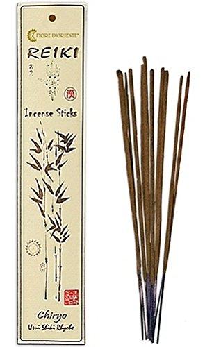 Fiore D 'Oriente chiryo Reiki Bastoncini di incenso, bambù Fiore D' Oriente 82730053