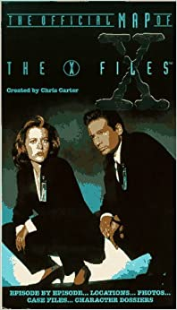 The Official Map of The XFiles Chris Carter Harper Collins