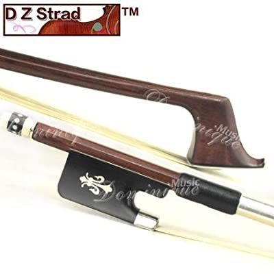 D Z Strad Model 200 Viola Bow with Top Brazilwood Handmade by D Z Strad