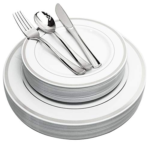 Plastic Cutlery Disposable Silverware Wedding product image
