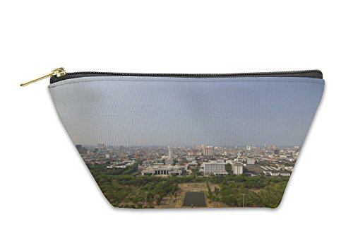 Gear New Accessory Zipper Pouch, View Of Jakarta From High Point, Large, - Highpoint At Stores