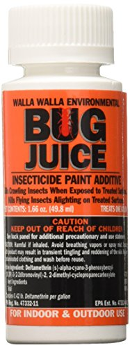 WALLA WALLA 156482 Walla 37005 1.66 oz. Bug Juice Paint Additive Treats 1G (Bug Juice)