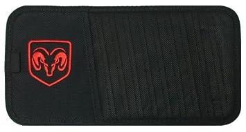 dodge ram logo cddvd visor organizer - Dodge Ram Logo