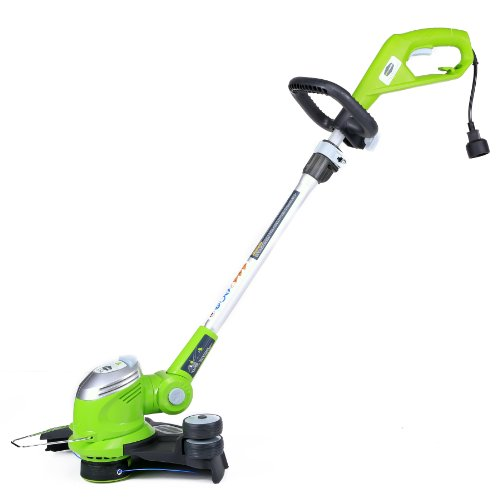 corded electric trimmer edger - 2