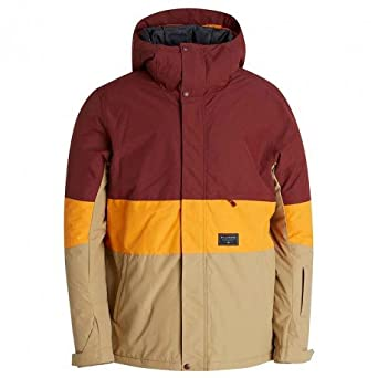 Veste SkiSnowboard Legacy block Homme Billabong Orange YYqrU