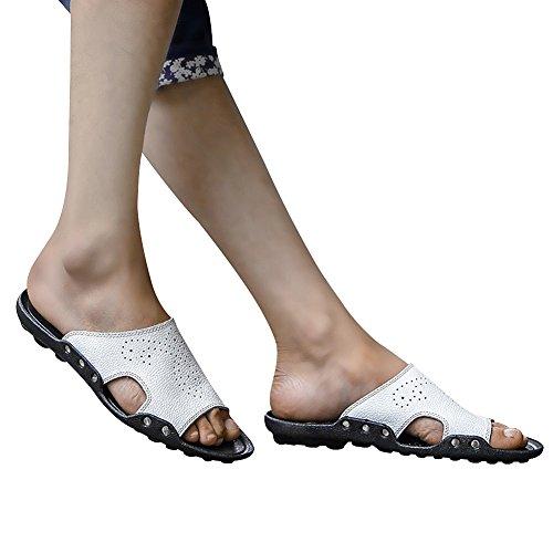 White Aperte Uomo Caviglia sulla Yirenhuang wPqICUIx