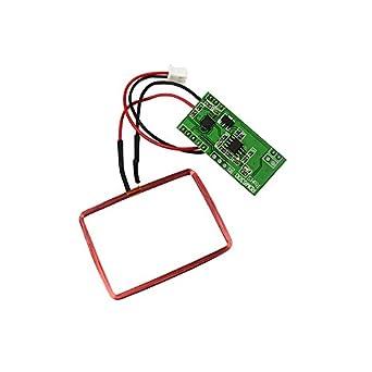 RDM6300 125Khz RFID Reader Module RDM6300 UART Output Access Control