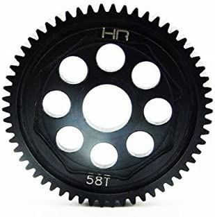 Hot Racing 14t 0.5 Mod Hardened Steel Pinion Gear 1//8 Bore CSG14M05