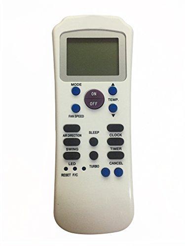 Meide R14a Mando a Distancia Universal para aire acondicionado portátil de Midea porteador Springer Split y control remoto...
