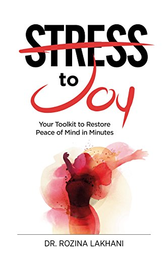 Stress To Joy: Your Toolkit to Restore Peace of Mind in Minutes