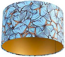 Industrielle Pendelleuchte Lampenschirm aus Glas in Rillen-Optik Curone