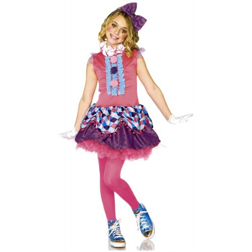 Child Clown Costumes Cutie (Clown Cutie Child Costume -)