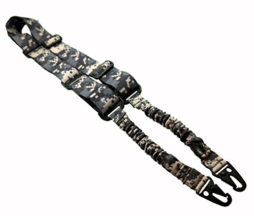 Ultimate Arms Gear Two-Point Sling, ACU Army Digital Camo Ruger 1022 10/22 10-22 Mini-14 SR556 SR22 Rifle by Ultimate Arms Gear