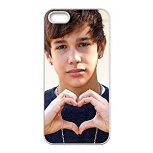 SANYISAN austin mahone Phone Case for iPhone 5S Case