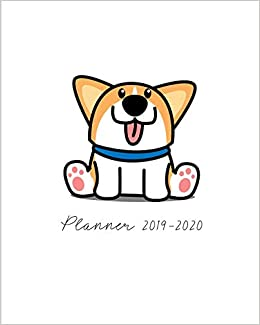 Planner 2019-2020: 18 Month Academic Planner. Monthly and ...