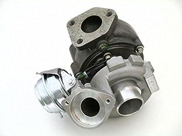 GOWE Turbocompresor para Turbocompresor 750431 717478 Turbo para BMW 320 d E46/completa Cargador de