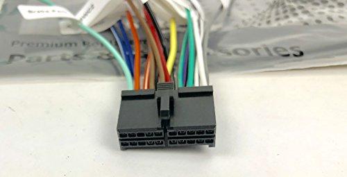 Dual Wire Harness XDVD210,XDVD210BT,XDVD110BT,DV704i,DV704Bi ...