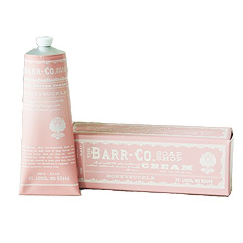Barr Co. Soap Shop Hand Cream, Honeysuckle by Barr Co