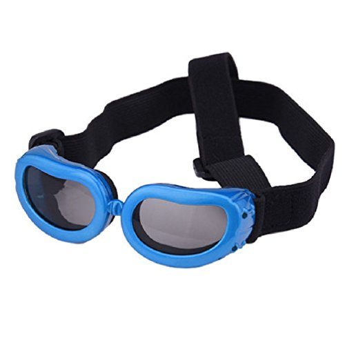 Dog Anti-Uv Windproof Goggles Pets Dogs Puppy Watereproof Sunglasses Protection Dog - Eyewear Id