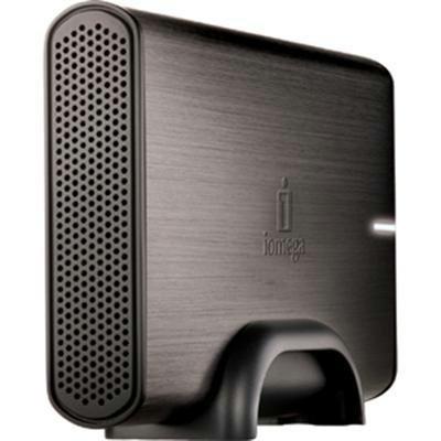 Iomega Prestige Desktop 34919 1 TB External Hard Drive - USB