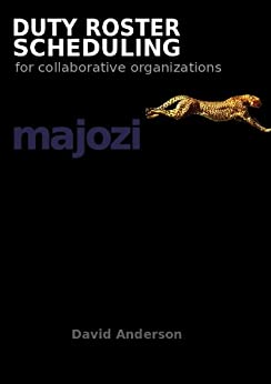 Duty-Roster Scheduling with Majozi by [Anderson, David]
