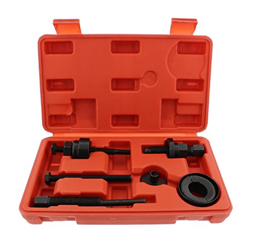 ABN Automotive Power Steering Pump Pulley Remover Installer Tool Kit – Puller Removal Set for GM, Ford, Chrysler Truck by ABN (Image #3)