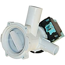 Spares2go Drain Pump For Aeg Washing Machine