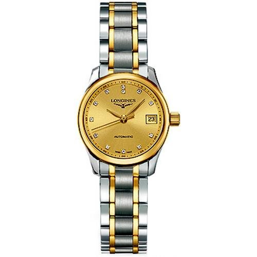 Longines L2.128.5.3.77 L2.128.5.37.7 - Reloj para mujeres: Amazon.es: Relojes