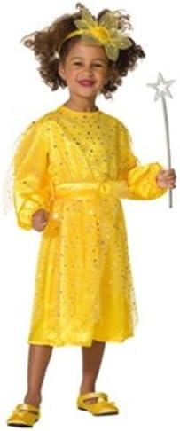 Rubies 1 2385 140 - Disfraz de sol para niña, 140 cm: Amazon.es ...