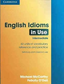 English Idioms In Use(Cambridge) 01 Edition price comparison at Flipkart, Amazon, Crossword, Uread, Bookadda, Landmark, Homeshop18