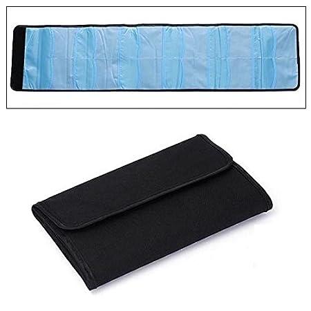Phot-R Pocket Lens Filter custodia per il trasporto della cassa del sacchetto sacchetto del raccoglitore per 12 Filtri P-FILTERCASES