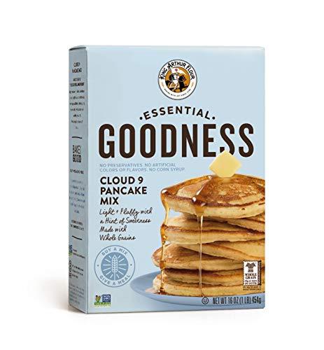 King Arthur Flour Cloud 9 Pancake Mix, 6 Count