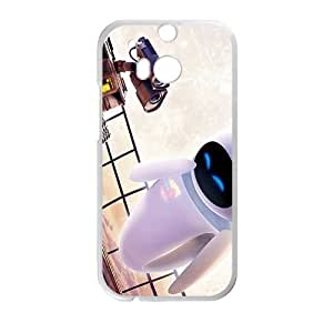 MMZ DIY PHONE CASECreative Robots Bestselling Hot Seller High Quality Case Cove Hard Case For HTC M8