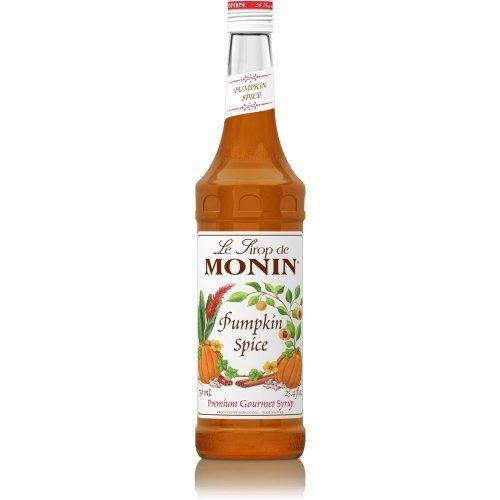 Monin Pumpkin Flavoured Spice Syrup 750 ()