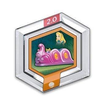 (Disney Infinity 2.0 Power Disc - Alice in Wonderland Caterpillar Car by Disney Interactive)