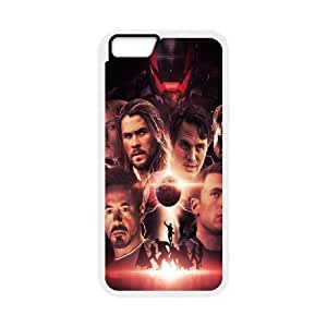 The Avengers YT7034277 Phone Back Case Customized Art Print Design Hard Shell Protection IPhone 6 Plus