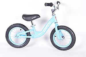 Childrens Boogie Balance Training Bike by Colby Cruisers (Baby Blue)
