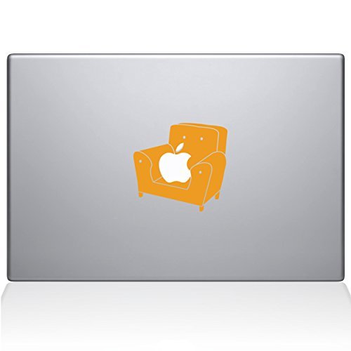 偉大な The Decal Guru Pro [並行輸入品] 1043-MAC-15P-SY & Couch Vinyl Sticker 15 Macbook Pro (2015 & older) Yellow [並行輸入品] B07898D8GX, dress code:da630e41 --- senas.4x4.lt
