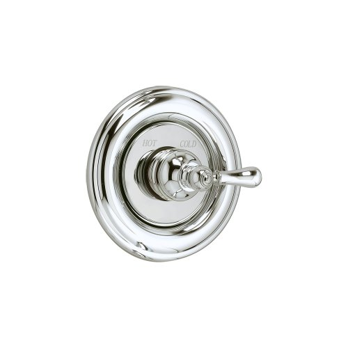 (American Standard T211730.002 Hampton Valve Only Trim Kit, Polished Chrome)