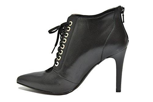 Nero Giardini - Zapatos de vestir para mujer negro negro