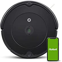 iRobot Roomba 692 Robot Vacuum-Wi-Fi Connectivity, Works with Alexa, Good for Pet Hair, Carpets, Hard Floors, Self-Charging, Charcoal Grey (Renewed)