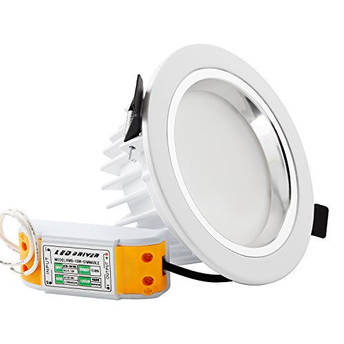 Dimmable Retrofit Recessed Lighting Fixture