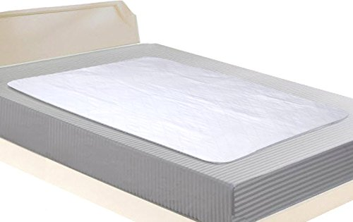 Sequoia Health Extra Large Premium Waterproof Bed Pad (36 x 60 in) - Washable 300x - Underpad protection for Incontinence Adult Child or Pet 25