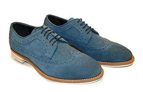 BOSS Orange SHOE OFERO COLOUR MEDIUM BLUE 420 SIZE: 42 0o0CPHOFLR